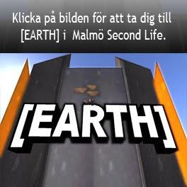 Länk till [EARTH] i Malmö Second life (SLURL)