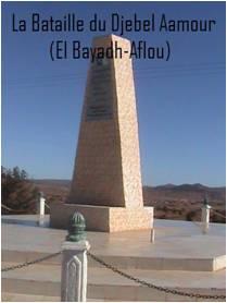 La Bataille du Djebel Aamour (El Bayadh-Aflou)