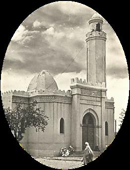 مسجد أبو حامد الغزالي المسمى العتيق بأفلو  aflou