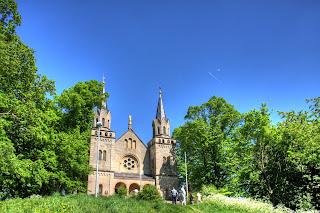 Zeil am Main kápolna domb dombtető