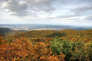 bükk ősz táj kilátás látó-kő látó-kövek