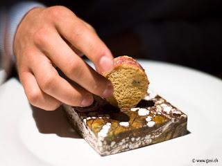 pirítós tatár beefsteak tatár bífsztek la degustation bohéme bourgeoise étterem prága csehország