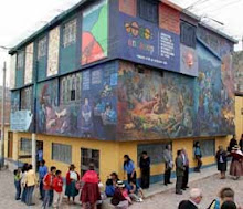 Museo ANFASEP &#39;Para que no se repita&#39;, Ayacucho