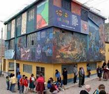Museo ANFASEP 'Para que no se repita', Ayacucho