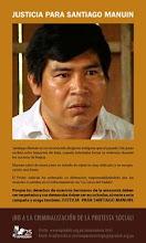 Justicia para Santiago Manuin