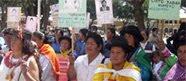 Huánuco, Enero 2009: Iglesias evangélicas abren módulos de apoyo al RUV
