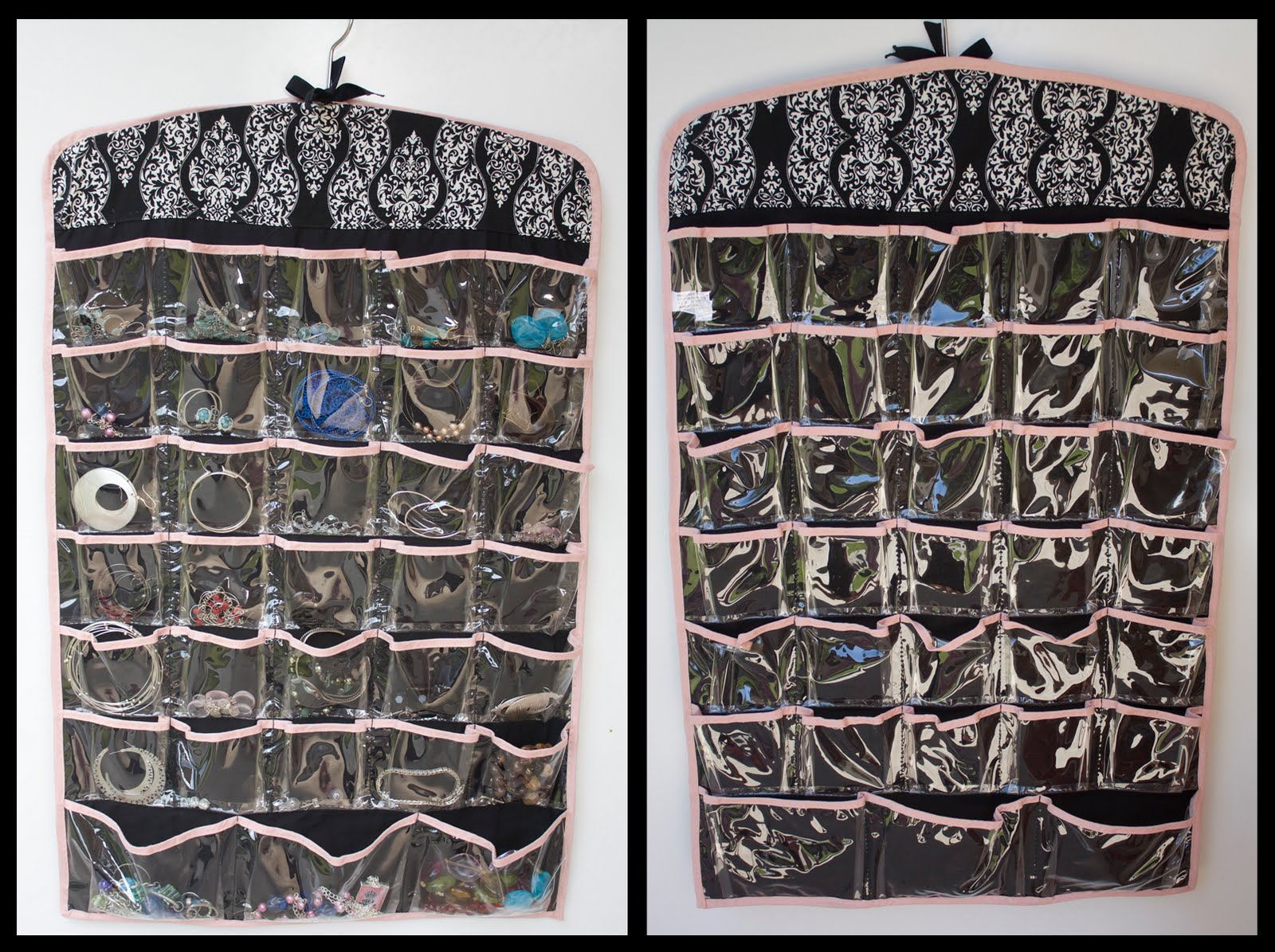 Keeping Kolby Auctions Hanging Jewelry Organizer