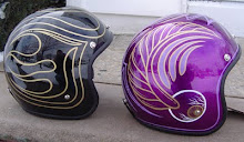 Freehand Pinstriping