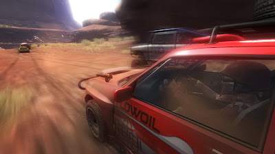 The MotorStorm screenshot 2