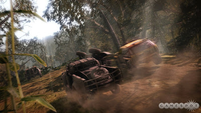 MotorStorm: Pacific Rift screenshot 5