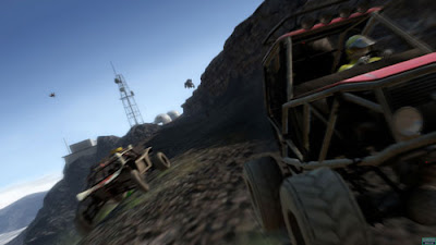 MotorStorm: Pacific Rift screenshot 2