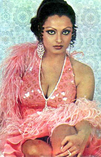 Rekha - Photos Hot