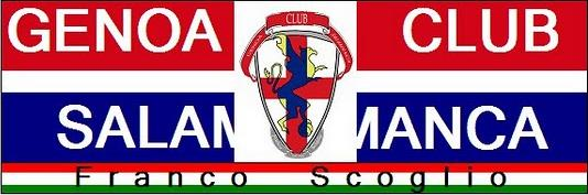 GENOA CLUB SALAMANCA FRANCO SCOGLIO