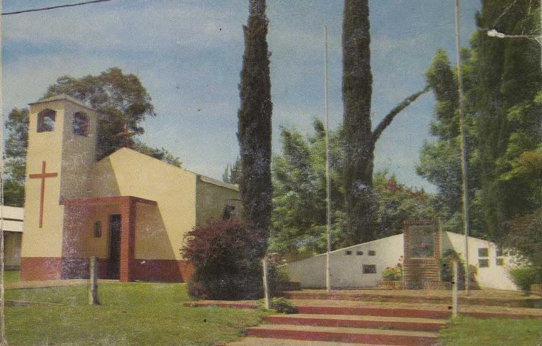 Imágen de nuestra iglesia.
