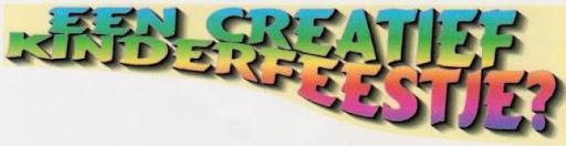 Creatief kinderfeestje?