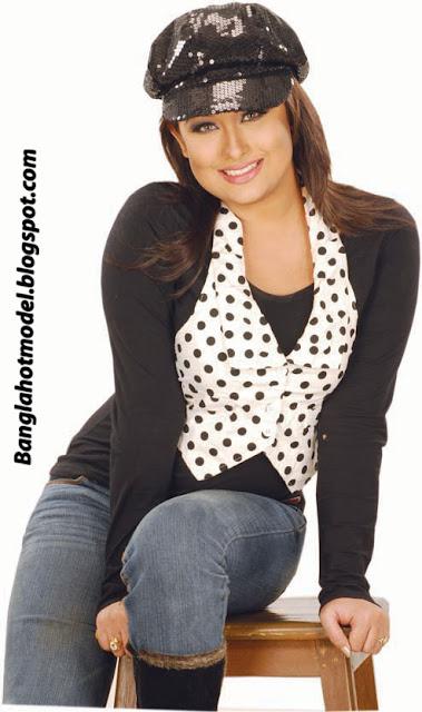 Actress Rumana