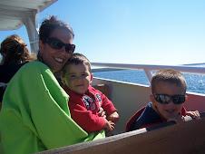 Mommy, Mason, Landon