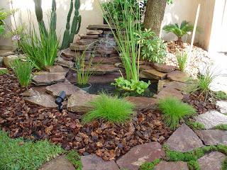 fuentes terrazas pergolas senderos jardineras etc
