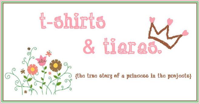Tshirts and Tiaras