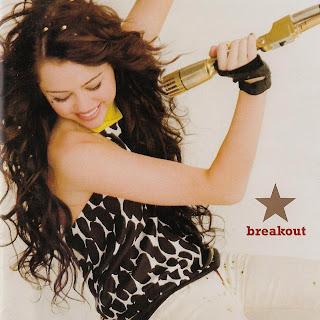 Miley Cyrus Breakout caratulas
