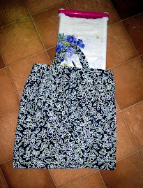 Tote Bag from pants