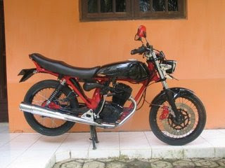 Modifikasi Honda GL pro Neo Tech