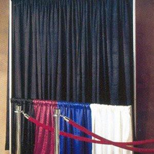 Sistemas pipe drape para exposiciones pipe drape - Sistemas para cortinas ...