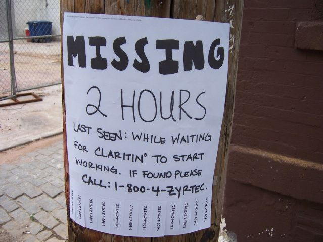 Crazy Lazy Silly and Strange Public notices – Funny Missing Person Poster