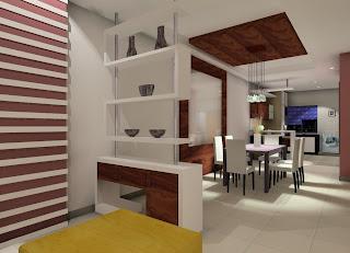 Desain Ruangan Rumah Minimalis on Partisi Minimalis Modern Cocok Untuk Ruangan Anda  Jika Ingin Model
