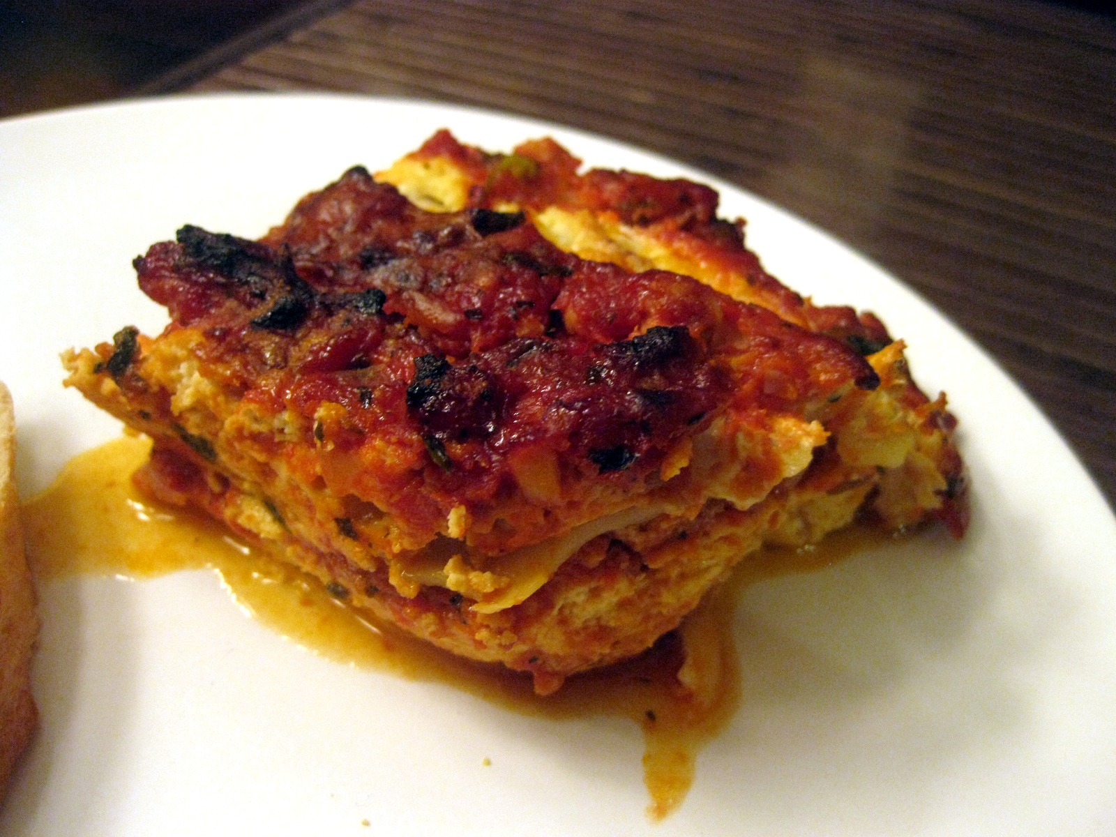 My Life On A Plate: Turkey Sausage Lasagna