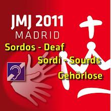 Los Sordos a Madrid JMJ 2011
