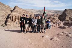Caminant per Jordània