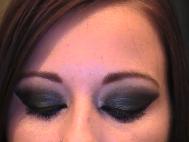 Rossetti Beauty Review And Eye Makeup Tutorial Of Almay For Hazel Eyes