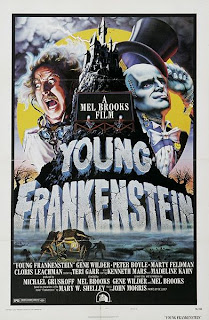El jovencito Frankenstein cine online gratis