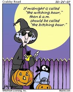 Rightmyer Rants: Halloween Humor