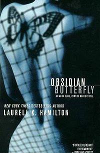 Obsidian Butterfly Obsidian+butterfly
