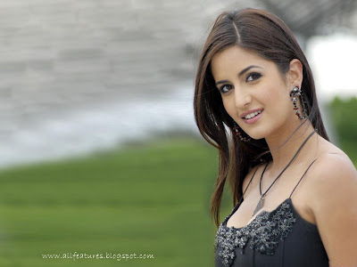 "Biography of Katrina: Her first film was ""BOOM""."