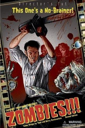 Zombies il gioco da tavolo - Zombie side gioco da tavolo ...