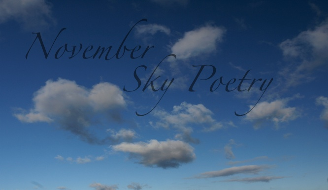November Sky Poetry