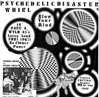 Psychedelic Disaster Whirl. Excellent Psych Comp