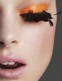 Красив грим Orange_eye