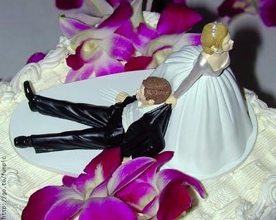 торта - Сватбената торта Funny+wedding+cakes+5