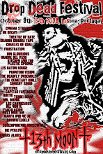 Drop Dead Festival VI Lisbon 2008