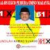 Sesi memperkenalkan calon Exco Pemuda UMNO Malaysia