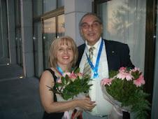 Μιχαήλ Μαυροβουνιώτης και Μαίρη Γιαννικοπούλου