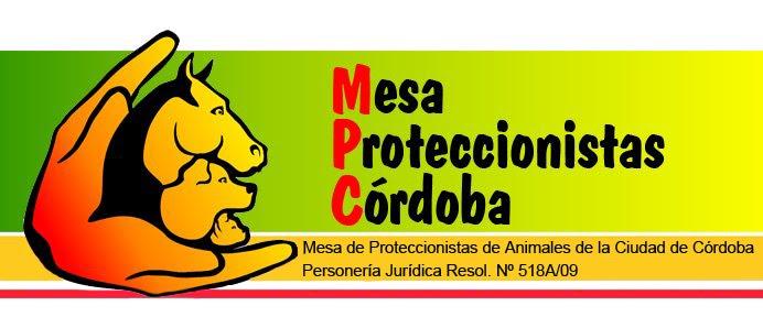 Mesa de proteccionistas de Córdoba