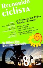 RECORRIDO CICLISTA