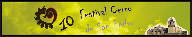 FESTIVAL DE CERRO DE SAN PEDRO