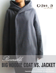 Big hoodie coat vs. jacket