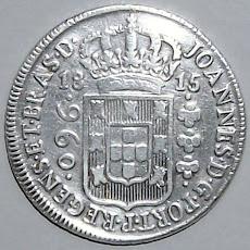 960 Réis Brasil Colônia 1815 -
